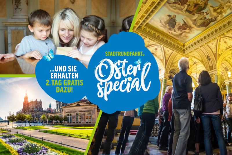 Osterspecial - Ostern in Dresden