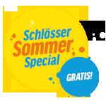 zum Schlösser-Sommerspecial Ausflüge