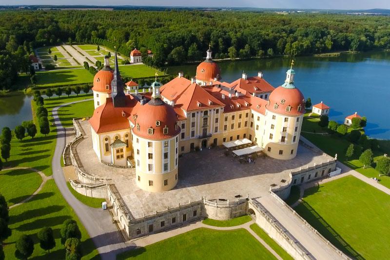 Ausflug Moritzburg