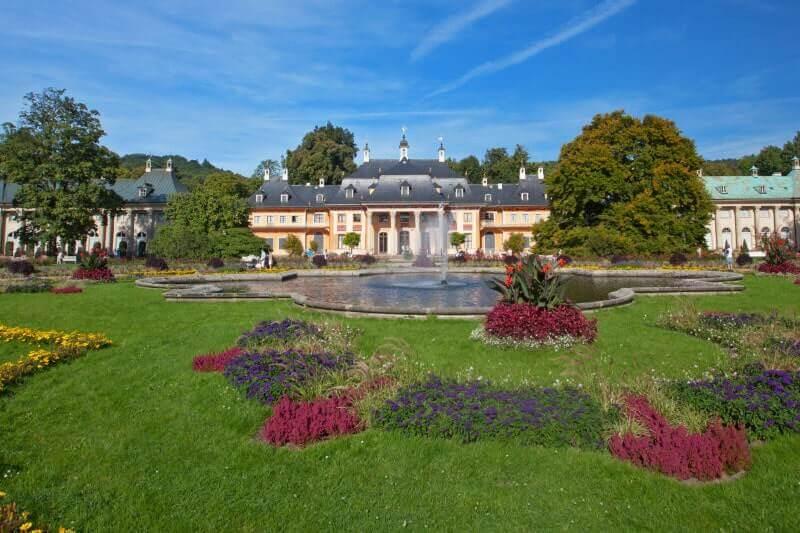 Ausflug Schloss Pillnitz
