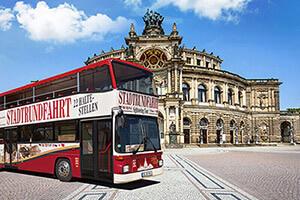 Stadtrundfahrt Dresden