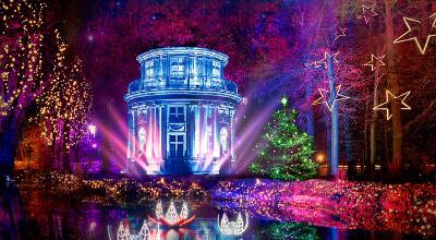 Pillnitz Weihnachten 2021